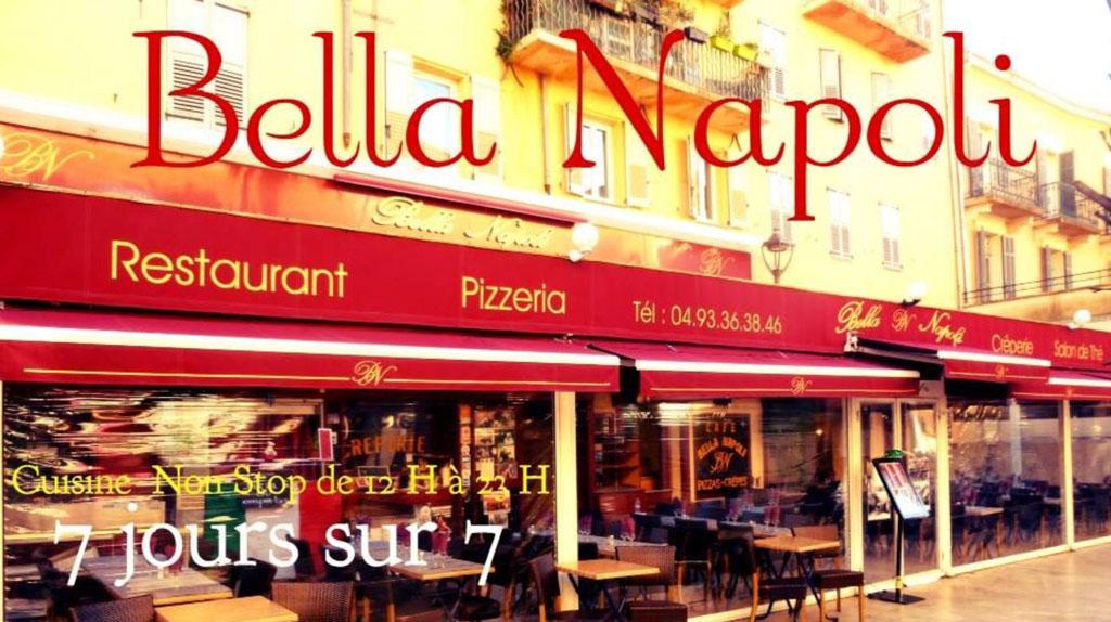 Bella Napoli à Grasse (06130)