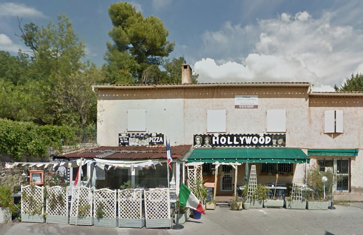 Hollywood Pizza à Le Rouret (06650)