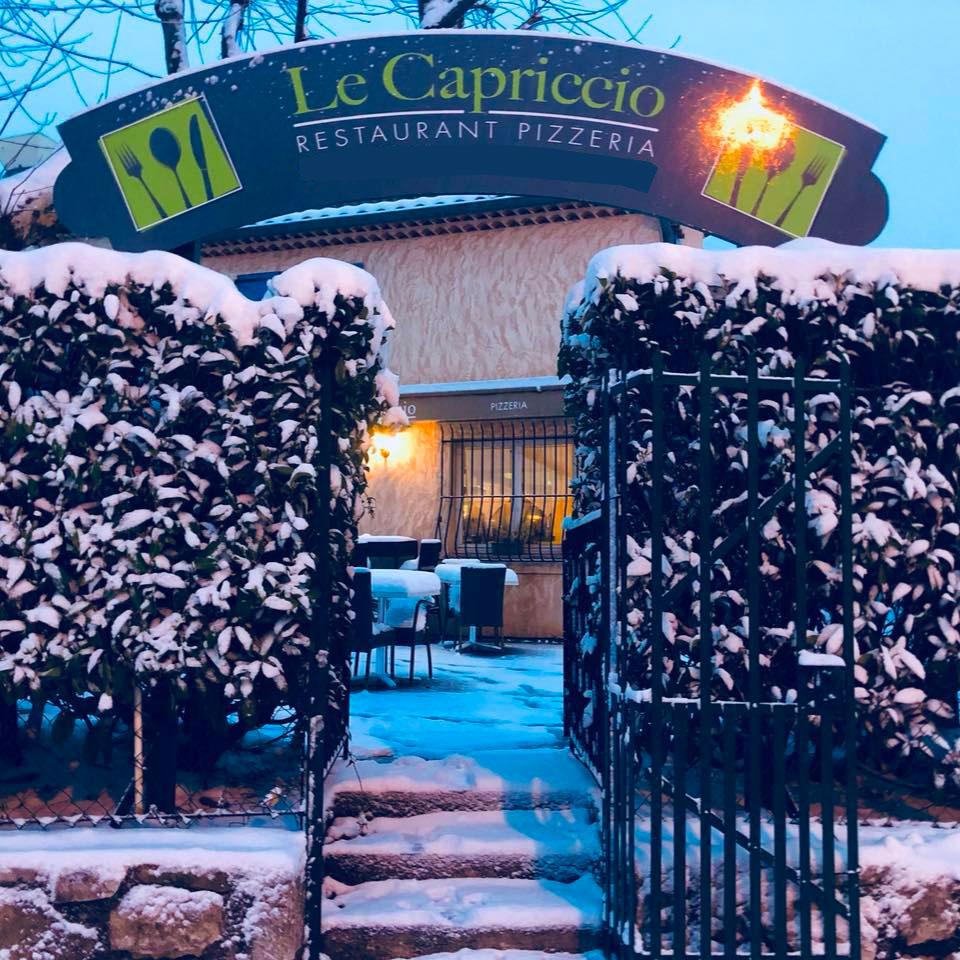Le Capriccio à Châteauneuf-Grasse (06740)