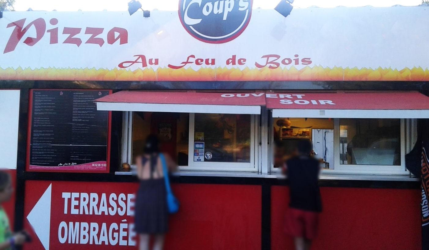 Pizza Coup's à Fréjus (83600)