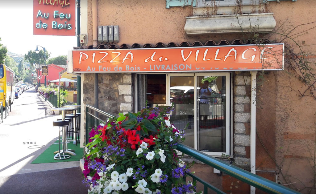 Pizza du Village à Villeneuve-Loubet (06270)