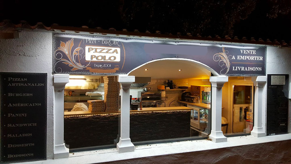 Pizza Polo à Grasse (06130)