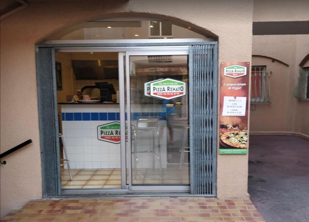Pizza Renato à Biot (06410)