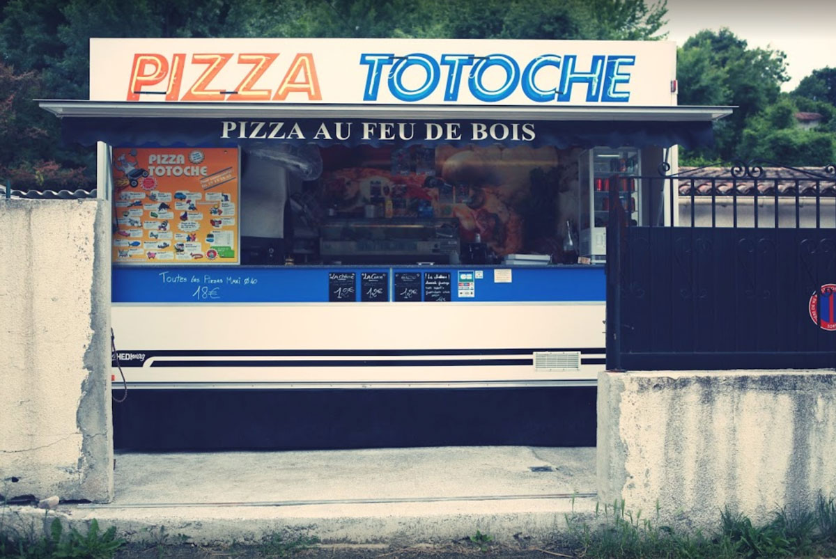 Pizza Totoche à Colle-sur-Loup (06480)