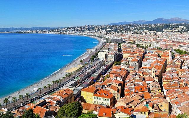 Voir les pizzerias à Nice (06000)